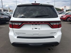 2015 Dodge Durango Limited 3.6L V6 8speed automatic SUV LOW KM Prince George British Columbia image 4