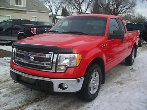 2014 Ford F-150 XLT/4X4/SUPER CAB/EASY FINANCE Edmonton Edmonton Area image 11