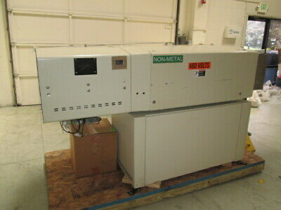 Expertech Thermco Maxibrute 150-200 Mm Single Stack Oxidation Furnace