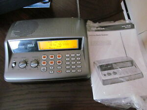 Radio Shack Desktop Radio Scanner