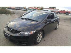 2009 Honda Civic EX-L   Warranty  Certified and E-tested