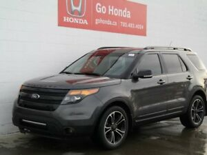 2015 Ford Explorer SPORT, 4WD