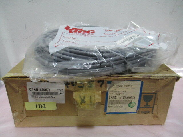 AMAT 0140-40357, Harn Assy, 60ft. ETO Generator, REV B KTC, 415862