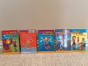 The Mighty Matilda Mudpuddle set of 4 books Halls Head Mandurah Area Preview