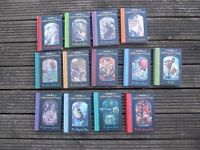 A Series of Unfortunate Events Set Books 1-13