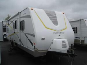 Pegasus 29' Trailer with Corner Bunks and Double Slide!!!