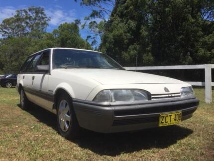 VL Commodore Berlina Wagon - 1986 getting to be a classic