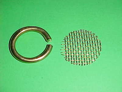 Ring And Screen For Carburetor Maytag Model 92 Gas Engine Intake Air Filter