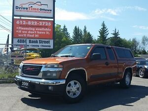 2006 GMC Canyon SL EXTENDED CAB AUTOMATIC