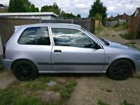 💥💥 wanted Toyota starlet sr 💥💥