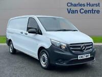 2018 Mercedes-Benz Vito 111Cdi Van Van Diesel Manual