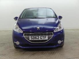 2012 Peugeot 208 ALLURE Petrol blue Manual
