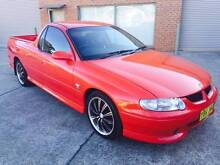 2002 VU STORM SERIES II UTE!! Long Jetty Wyong Area Preview