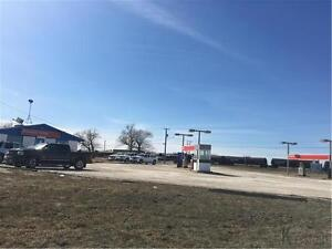 BUSINESS FOR SALE.$$ Esso gas station on #3 Hwy for SALE.