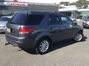2015 Ford Territory Grey Sports Automatic Wagon Traralgon Latrobe Valley Preview