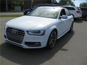 2013 Audi S4  READY FOR SUMMER FUN AND LOW LOW PAYMENTS