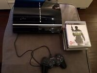 FULLY WORKING Fat Sony PS3 (80Gb) + 1 controller + Free Games - 50£ ONO