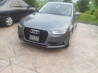 ECS Tuning RS4 Style Grill for 2013+ Audi A4/S4