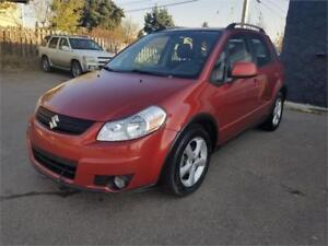 2007 Suzuki SX4*****ONE OWNER****ALL WHEEL DRIVE*****NEW TIRES