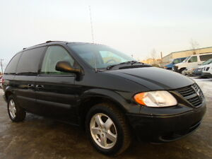 SOLD!!!!!!!!!!!!!!2007 Dodge Caravan SXT -DVD-HDTV--NO ACCIDENT