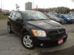 2008 Dodge Caliber SXT Only 125km Sunroof Accident & Rust Free S