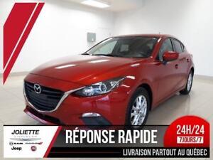 2015 Mazda Mazda3 Sport GS BLUETOOTH, DÉMARREUR.