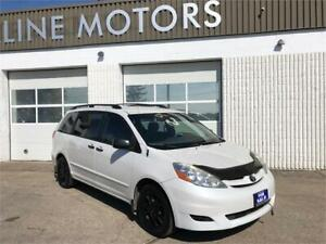 2007 TOYOTA SIENNA, 7 PASS, CLEAN TITLE, SAFETIED!