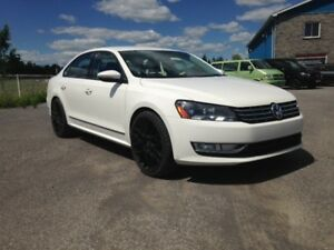 2012 VW Passat TDI, fantastic gas mileage