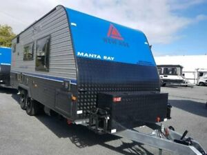 2019 New Age Manta Ray MR19ERS2 ADVENTURER 2 AXLE Varsity Lakes Gold Coast South Preview