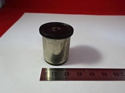 Vintage Eyepiece Leitz Wetzlar Germany 15x Okula Microscope Part Optics 99-a-09
