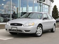 2006 Ford Taurus BC Vehicle | No Accidents | Low KM | Good Tires