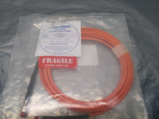 AMAT 1120-01117 Cable Fiberoptic 600UM 4 Meter, SMA-Conn, 100208