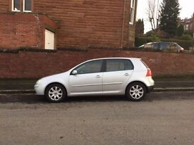 VW Golf, GT TDI, 2 Lt, 2 Owners, Great 1st car