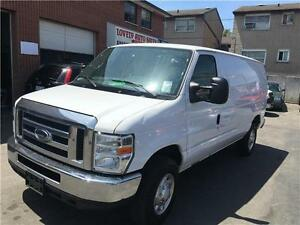 2011 Ford Econoline Cargo Van Commercial E 350 SUPER DUTY