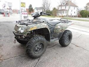 2014 Arctic Cat XT 500 EFI 4x4 ATV
