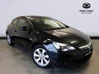 VAUXHALL ASTRA GTC COUPE