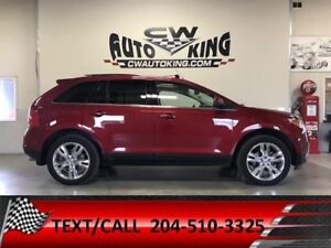 2013 Ford Edge Limited / Leather / Roof / Nav / Finance