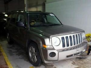 parting  out 2008 jeep patriot 4x4