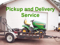 lawnmower Pickup and Delivery Service upto 2 tons