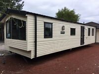 2 Bed Double Glazed Caravan on Talacre Beach 5* park in north wales