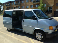 1992 VW EuroVan, 2.5L, 5CYL, LOW KM, second owner, E-test valid