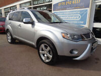 Mitsubishi Outlander 2.0DI-D Warrior 7 seats 4x4 Full S/H 9 stamps P/X