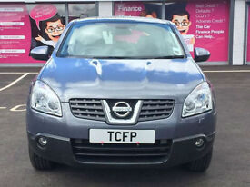 Nissan Qashqai 2.0dCi 4WD auto Tekna **GOOD/BAD CREDIT CAR FINANCE**FROM £45PW**