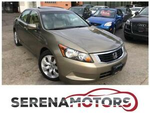 HONDA ACCORD EX-L  AUTO | ONE OWNER | NO ACCIDENTS | CERTIFIED