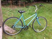 Urban Bomber Style Bike
