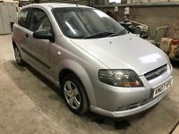 Chevrolat Kalos, MOT until March 2018, have owned car since new, great first car