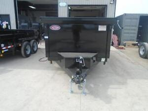 EASIEST COMBO GATE TO OPERATE 6X12 DUMP TRAILER 5 TON London Ontario image 3