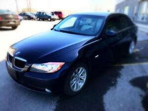 2007 BMW 3 Series 328xi AWD FULL Groupe Electrique Cuir GPS TOIT