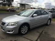 2008 Toyota Aurion GSV40R Touring SE Silver 6 Speed Auto Sequential Sedan Brooklyn Brimbank Area Preview