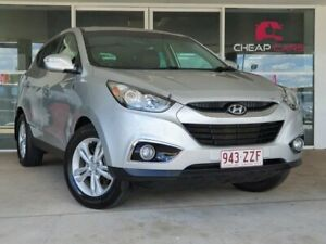 2012 Hyundai ix35 LM2 SE Silver 6 Speed Sports Automatic Wagon Brendale Pine Rivers Area Preview